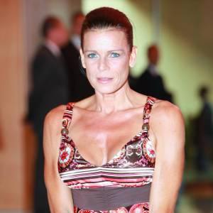 Stéphanie de Monaco à la soirée Fight Aids à Monaco