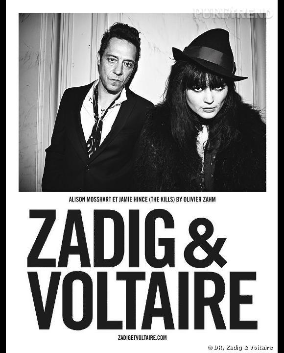 The Kills pour Zadig & Voltaire