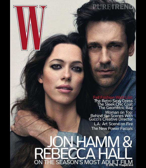Couverture W Magazine, septembre 2010