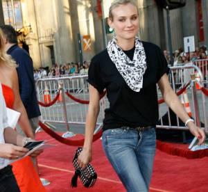Diane Kruger, Jennifer Aniston, Kirsten Dunst : les stars en American Apparel