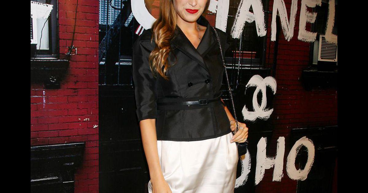 Petra Nemcova à la réouverture de la boutique Chanel de ...