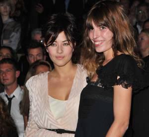 Mylène Jampanoï, Lou Doillon, Rachel Bilson : aux front rows de la Fashion Week parisienne