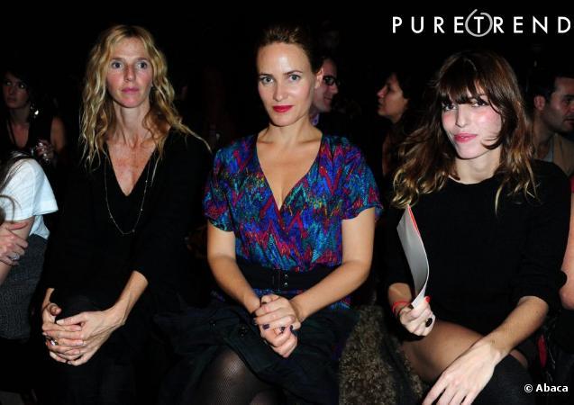 Sandrine Kiberlain, Judith Godrèche et Lou Doillon ont ...