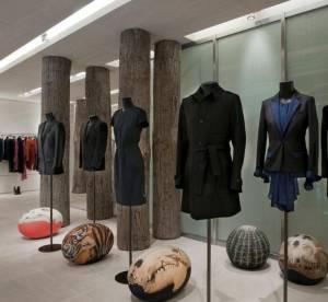 Cerruti rouvre sa boutique parisienne