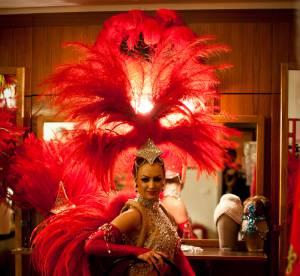 Exclusif : Leçon de beauté dans les backstages du Moulin Rouge