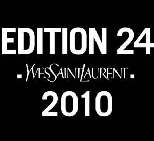 Édition 24 signée Yves Saint Laurent