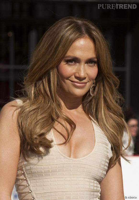 Jennifer Lopez au Boys and Girls club à Los Angeles.