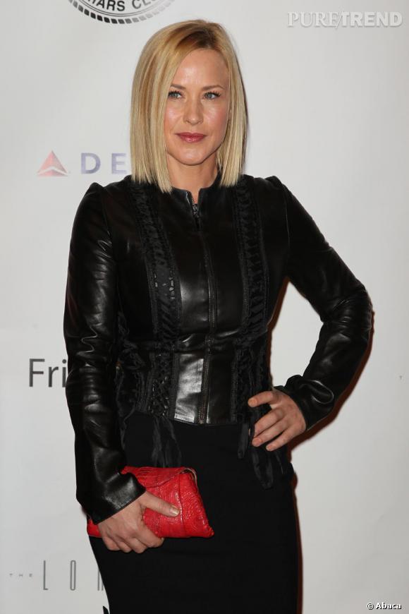 Patricia Arquette au Friars Club Rost de Quentin Tarantino à New York.