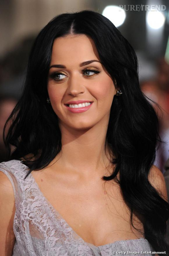 """Katy Perry à l'avant première du film """"The Tempest""""."""
