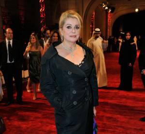 Catherine Deneuve, une reine à Dubaï