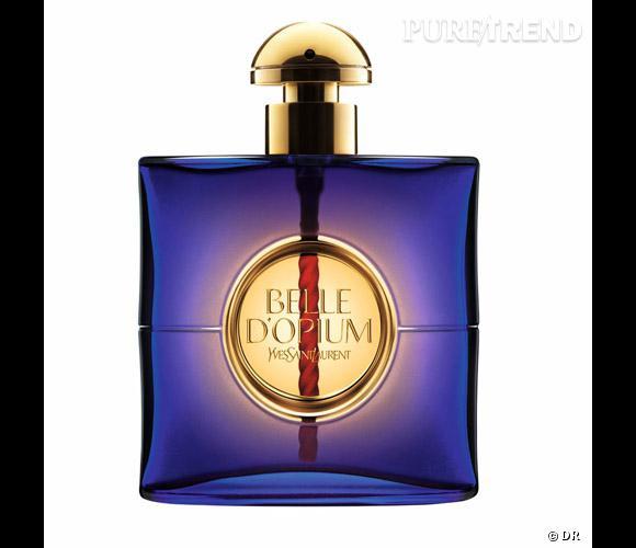 Belle d'Opium, Yves Saint Laurent       Un jus mythique et entêtant, version 2010.    Prix : 77.50€ les 50ml.