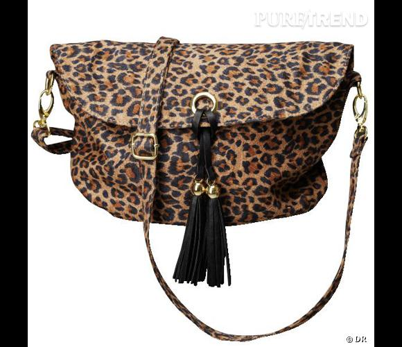 Sac H&M       Qui a dit que le léopard était pour les poules de luxe ?    Prix : 14.95€