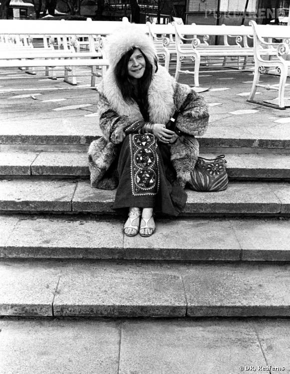 Une icône Janis Joplin