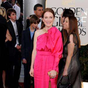 Julianne Moore, sublime en Lanvin.