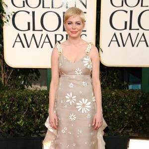 Michelle Williams en Valentino.