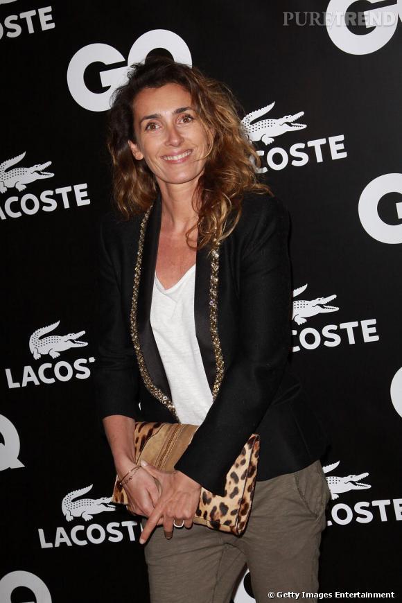 Mademoiselle Agnès à la soirée GQ Man of the Year 2010, à Paris.