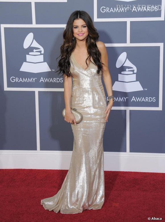 Selena Gomez en J. Mendel printemps-été 2011.