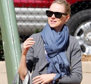 Naomi Watts, pretty mummy... À shopper !