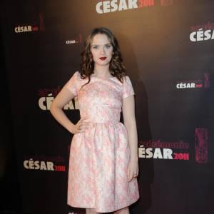 "Sara Forestier, César de la ""meilleure actrice""."