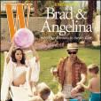 Le fameux shooting polémique de Steven Klein : la famille Brandgelina, version happy family américaine des 60's...