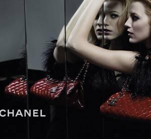 Blake Lively, la fille aux miroirs de Chanel