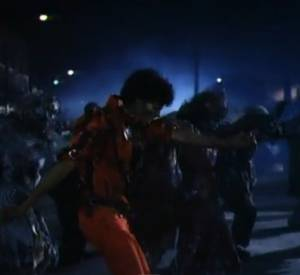 Michael Jackson dévoile le clip Thriller en 1983. Un clip, sous forme de mini-film de 14 minutes, désormais devenu mythique.
