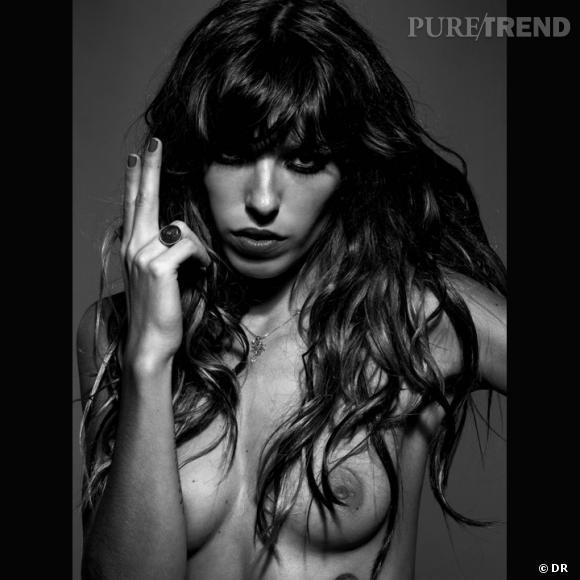 """Lou Doillon se met à nu pour le parfum Calamity J de """"Juliette has a Gun"""""""