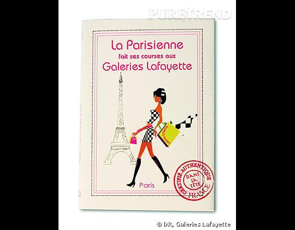 La Parisienne s'installe aux Galeries Lafayette Haussmann, à partir du 30 mars 2011, aux côtés de Gérard Darel. Pour un style inimitable.