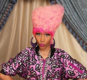 Nicki Minaj : moumoute rose vs moumoute verte