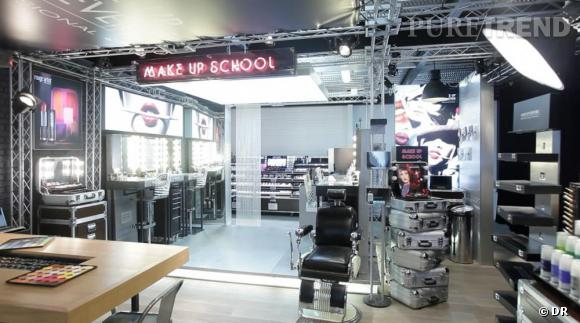 La nouvelle boutique Make Up For Ever