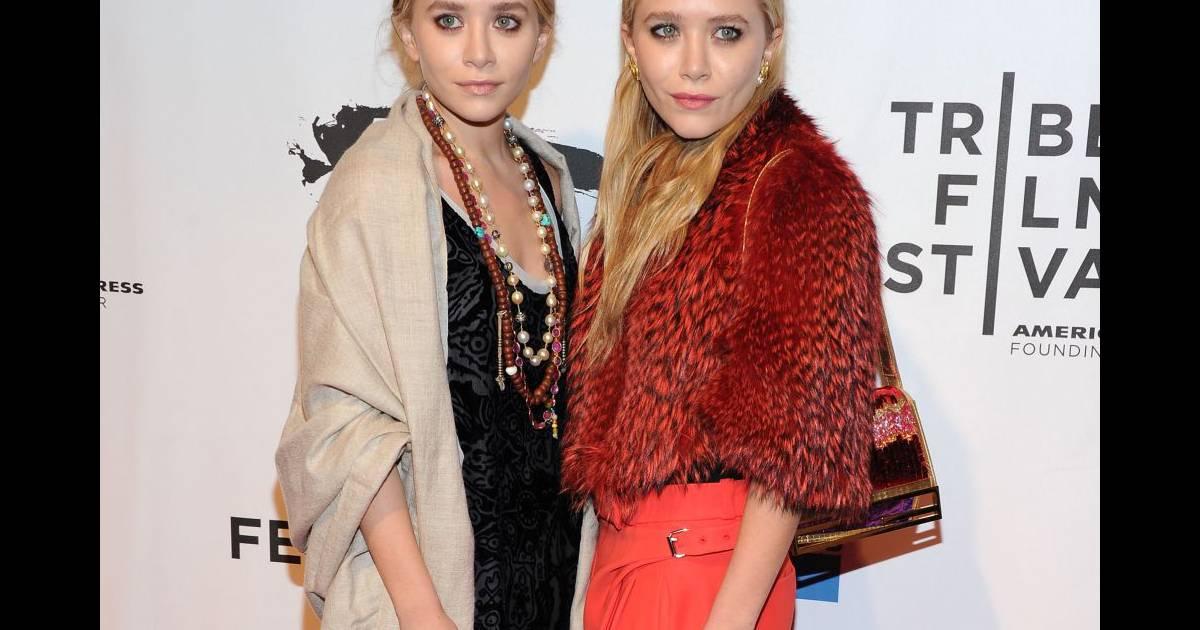 Les soeurs olsen au festival du film de tribeca - Les soeurs du marquis ...