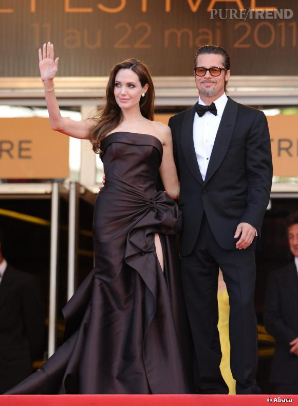 L'Angleterre a Kate et William, Cannes a Angelina Jolie et Brad Pitt.
