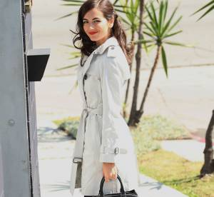 Camilla Belle, en mode pin-up
