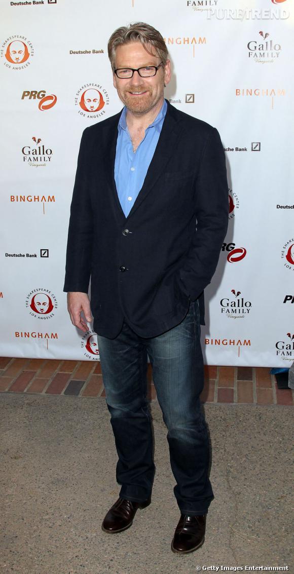 Kenneth Branagh est l'acteur qui interprète Franklin D. Roosevelt.