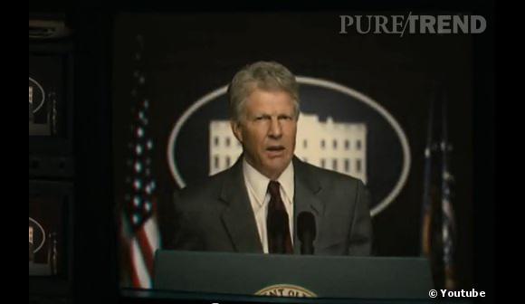 """The Special Relationship"" met en scène Bill Clinton."