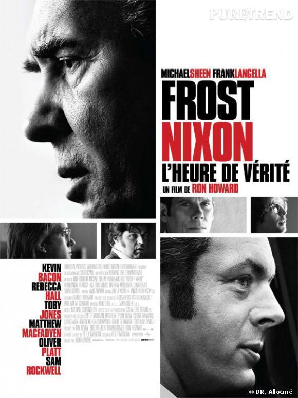 """""""Frost/Nixon"""" met en scène le président Richard Nixon."""