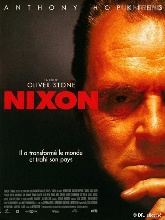 """Nixon"" relate la vie du Président Richard Nixon."