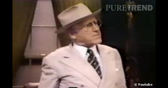 """Le président Harry Truman dans """"Give'em Hell, Harry! """""""