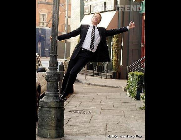 Neil Patrick Harris alias Barney Stinson. Avant c'était...
