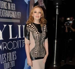 Kylie Minogue, fidèle à elle-même