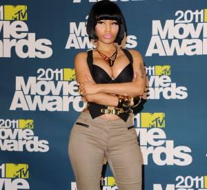 Nicki Minaj, totalement sanglée !
