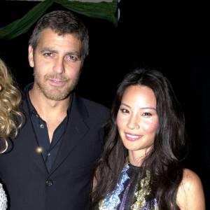 George Clooney et Lucy Liu : une histoire qui a un peu duré tout de même, mais qu'on a tendance à oublier !
