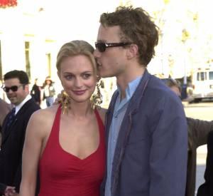 Heather Graham et Heath Ledger. Il nous manque...