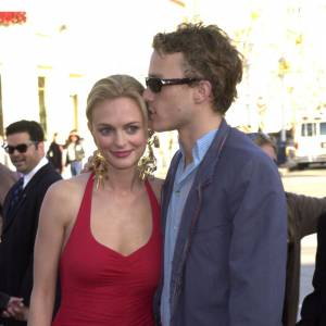 Heather Graham et Heath Ledger. Il nous manque...