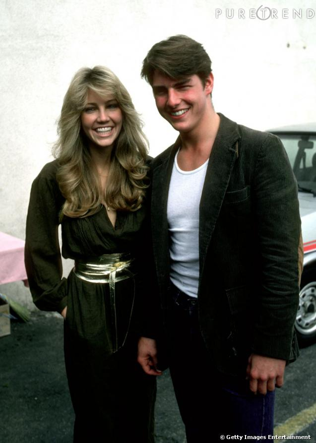 Heather Locklear, l'ex oubliée de Tom Cruise.