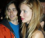 Jared Leto et Cameron Diaz, un couple très blond.