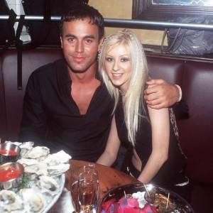 Enrique Iglesias et Christina Aguilera... On n'y a jamais vraiment cru à cette histoire.