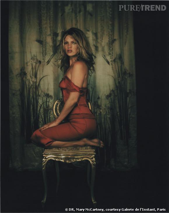 Femme enfant ou séductrice, Kate peut jouer sur plusieurs tableaux.