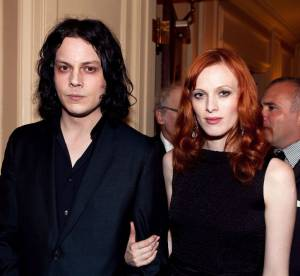 Karen Elson et Jack White fêtent leur divorce
