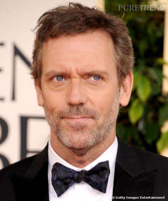 """Hugh Laurie est indétrônable en docteur tourmenté dans"""" Dr House"""". Tant mieux, il continue sur la même voix en interprétant le Dr Cafard dans """"Monstres contre Aliens""""."""